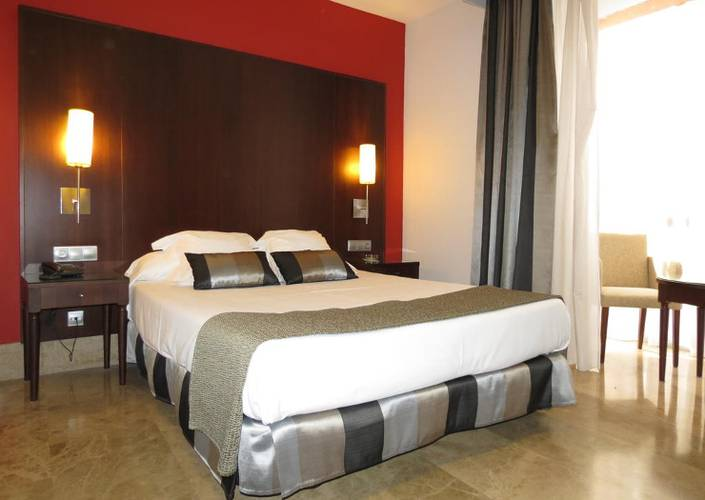 Double room Boutique Atrio Hotel Valladolid