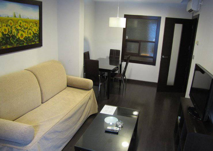 1 bedroom apartment boutique catedral apartments valladolid