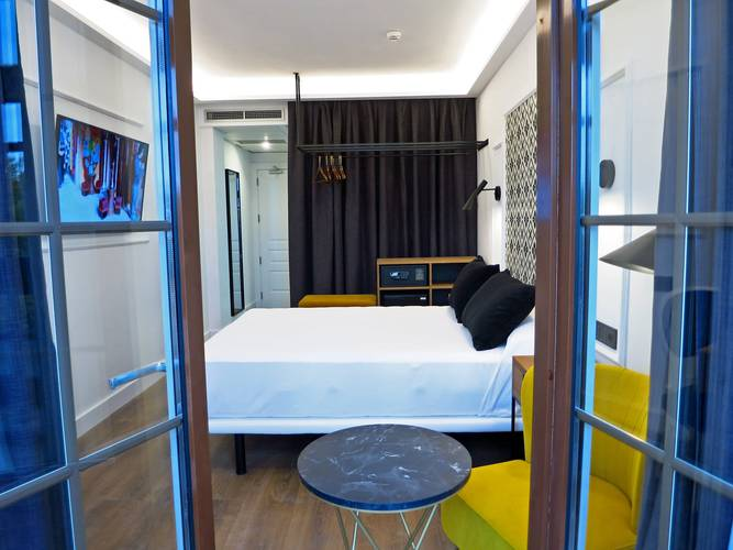 Superior rooms with view Colón Plaza Boutique Hotel Valladolid