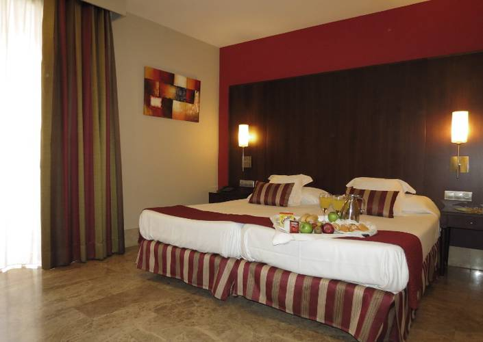 Double room with an extra bed boutique atrio hotel valladolid