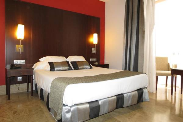 Double room Boutique Atrio Hotel in Valladolid