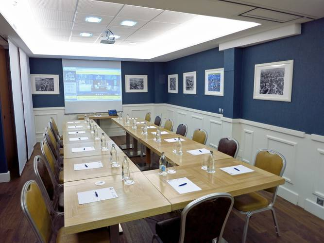 Meeting room boutique atrio hotel valladolid