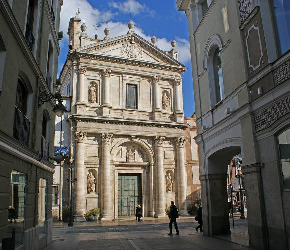 Essential monuments - Valladolid hotels -