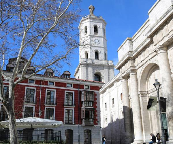 Other famous squares - Valladolid hotels -