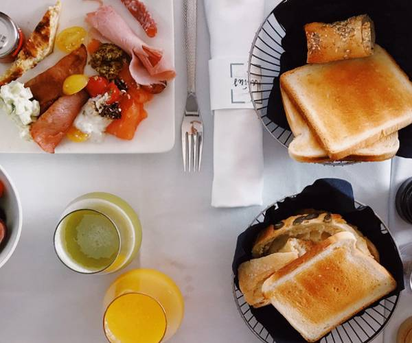 Breakfast - Valladolid hotels - Valladolid