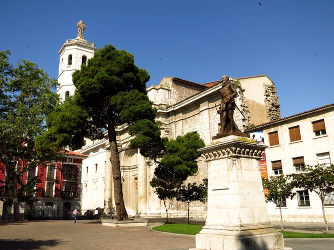 Tourist attractions boutique atrio hotel valladolid
