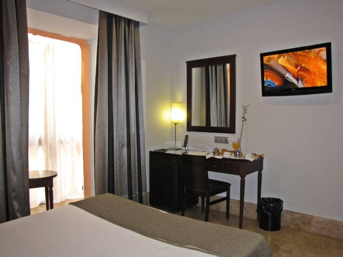 Room boutique atrio hotel valladolid
