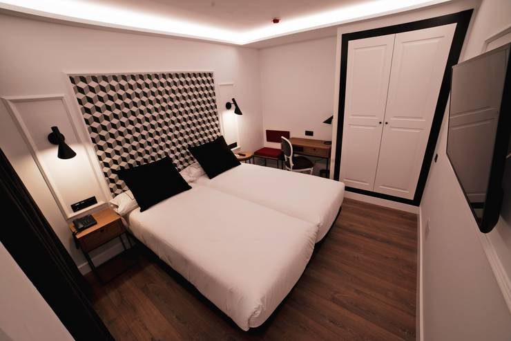 Junior suite hôtel boutique colón plaza valladolid